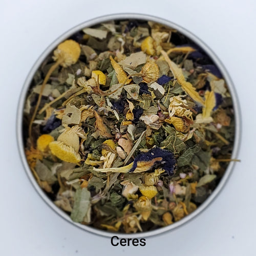 Roman Goddesses - Individual Loose Leaf Blends