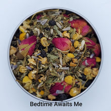 Load image into Gallery viewer, Bedtime Awaits Me - Loose Leaf Organic Herbal Tea