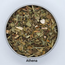 Load image into Gallery viewer, Greek Goddesses - Individual Herbal Tea Blends