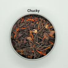 Load image into Gallery viewer, Cult Classic Horror Movie Inspired Loose Leaf Tea Blends