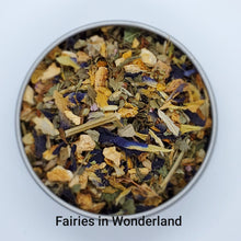 Load image into Gallery viewer, Fairies in Wonderland - Loose Leaf Herbal Tea