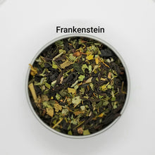 Load image into Gallery viewer, Classic Horror Movie Inspired Loose Leaf Tea Blends