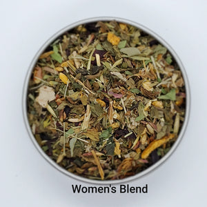 Womens Roar & The Cat's Meow - Organic Loose Leaf Tea