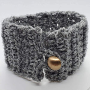 Coffee Mug Cozy, Crochet