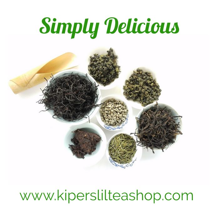 Simply Delicious - Herbal Tea Blend of Your Choice