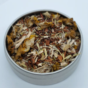 Frozen Winter - Inspired Loose Leaf Tea Blends
