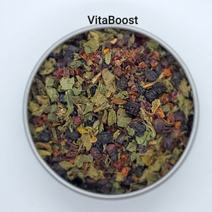 VitaBoost - Vitamin Rich, Organic Herbal Tea