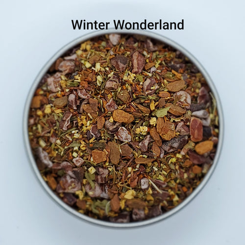 Winter Wonderland - Chocolate, Mint, Vanilla Deliciousness