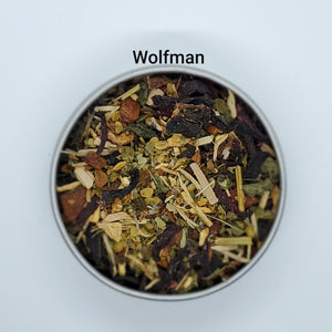 Classic Horror Movie Inspired Loose Leaf Tea Blends