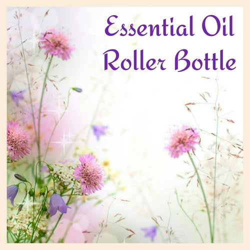 Essential Oil Roller Bottle - All Natural, Chemical-free