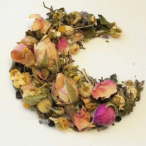Bedtime Awaits Me - Loose Leaf Organic Herbal Tea