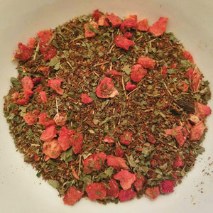Sweet Berry Dreams - Herbal Blend, Certified Organic, All-Natural