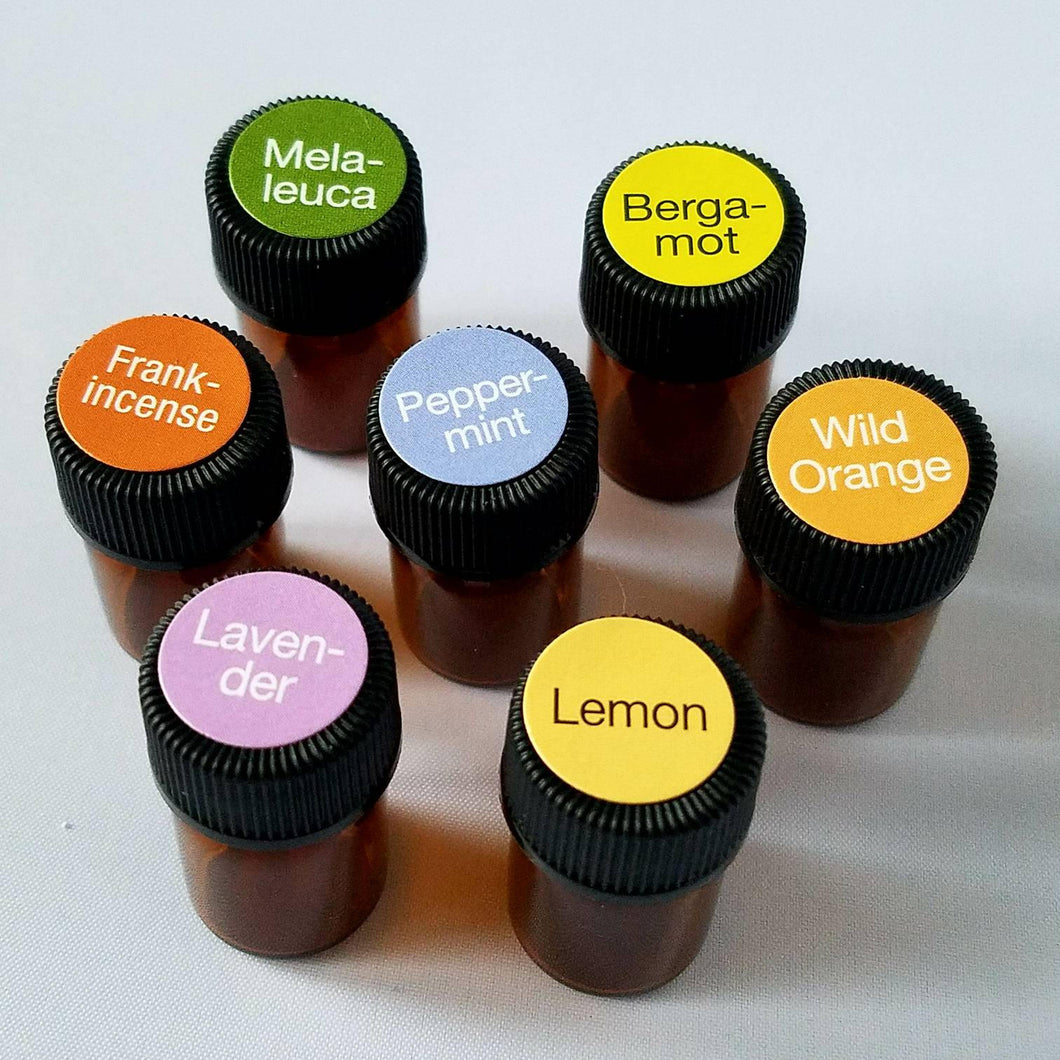 Essential Oils, Individual Samples - 5/8 dram (35-40 drops), CTG