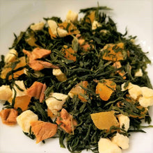 Load image into Gallery viewer, Peach Mango Supreme - Loose Leaf Herbal Tea Blend