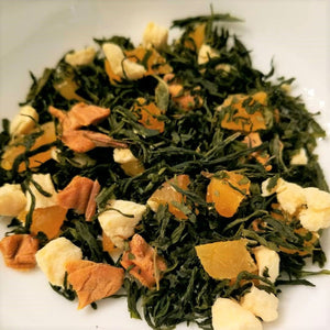 Peach Mango Supreme - Loose Leaf Herbal Tea Blend