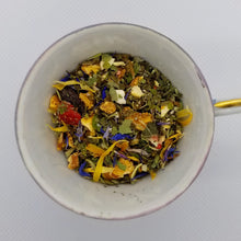 Load image into Gallery viewer, Spring Fling - Organic Herbal Loose Leaf Tea Blend