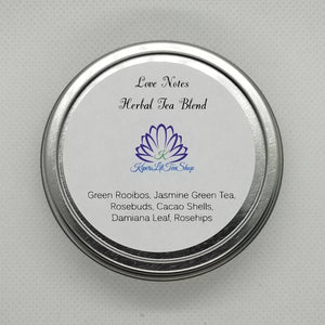 Love Notes - Loose Leaf Herbal Organic Tea
