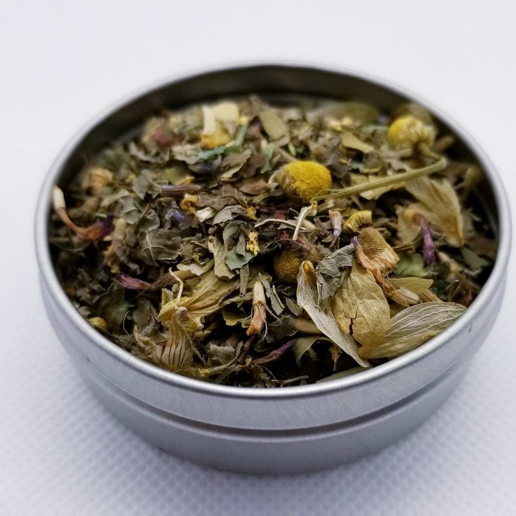 Flowers for Algeron - Loose Leaf Herbal Blend