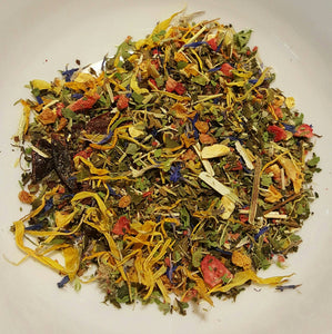 Spring Fling - Organic Herbal Loose Leaf Tea Blend
