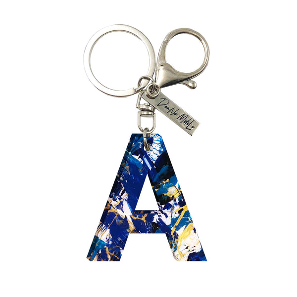 Keychain - Letters - Skydrop