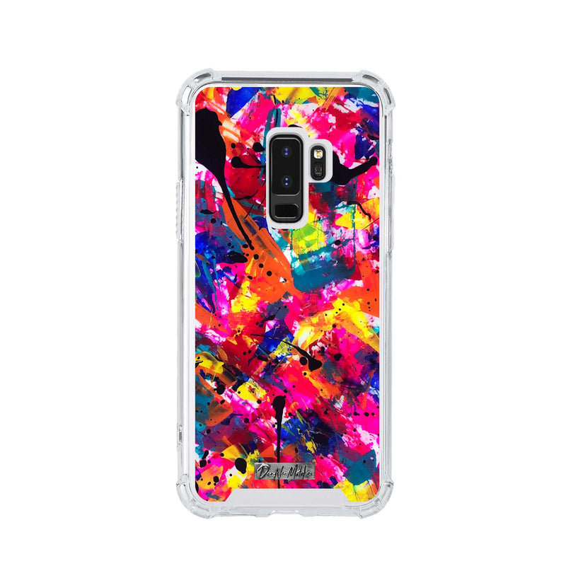 All Samsung - Pink Multicolor