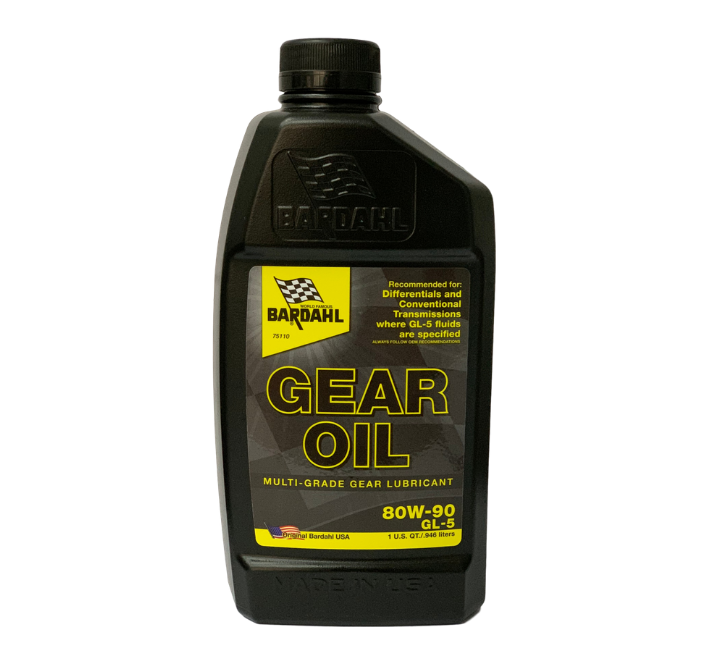 MG gear oil 80w90 12/1 qt gl-5