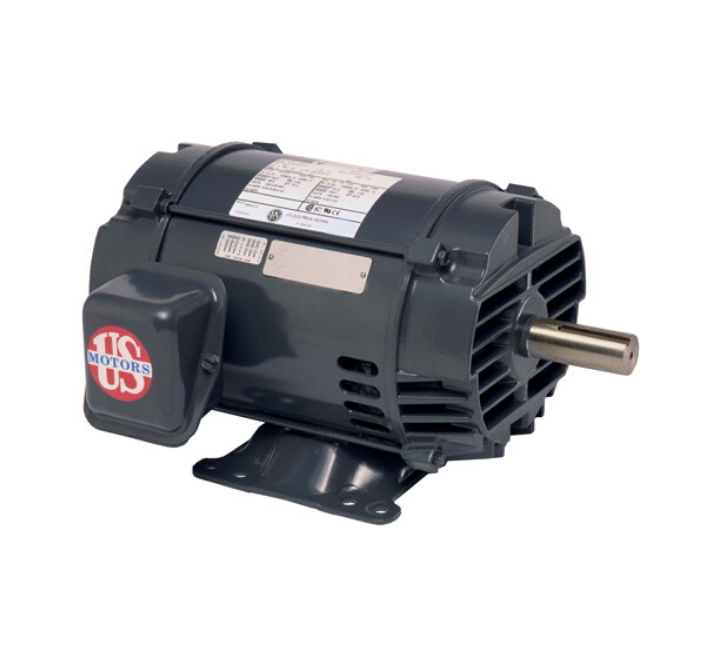 Motor eléctrico 1-HP, RPM1760, 3PH, 60hz, 230/460v