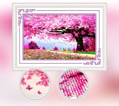 Big Landscape Picture - 5d Diamond Painting Kit