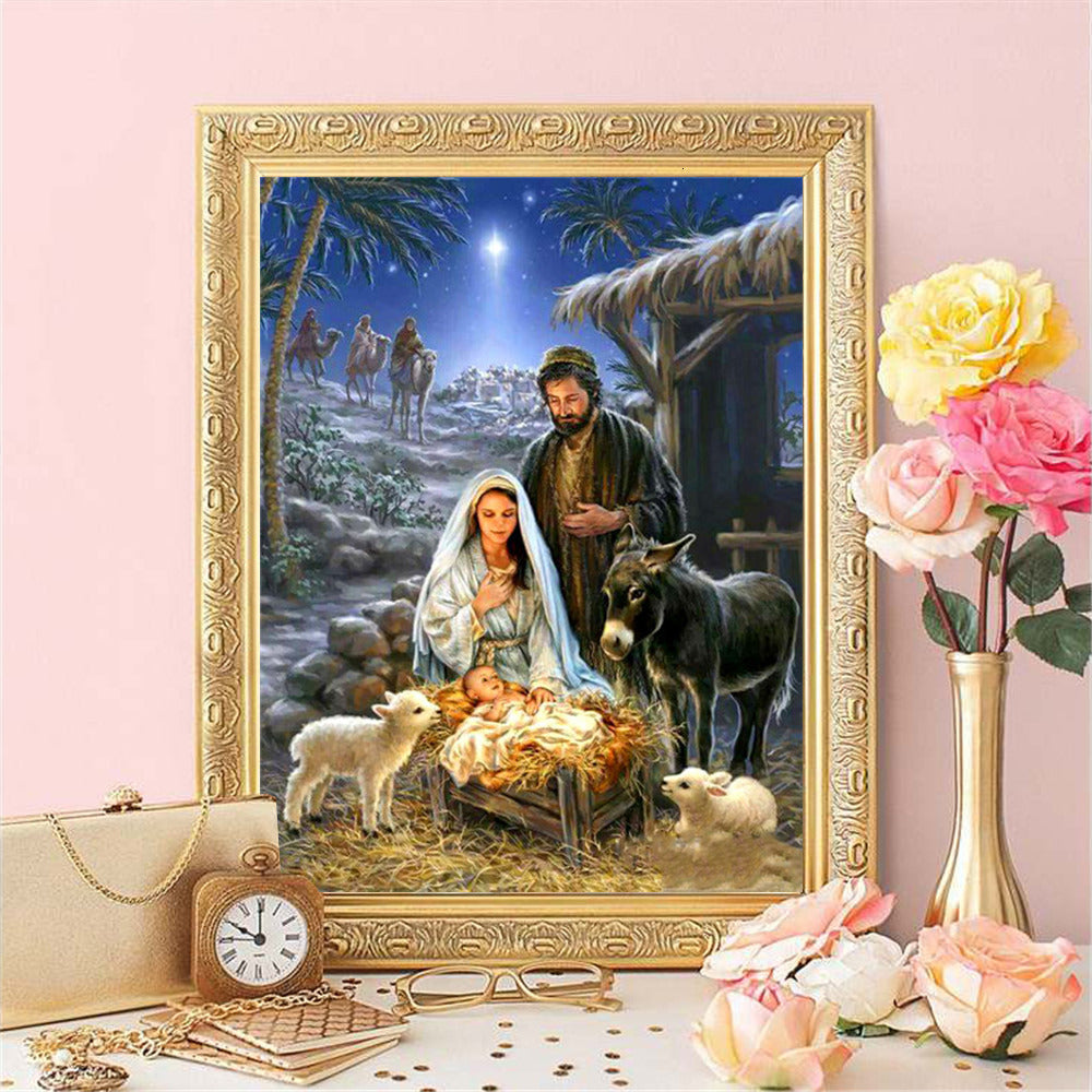 Religion Icon - 5d Diamond Painting Kit