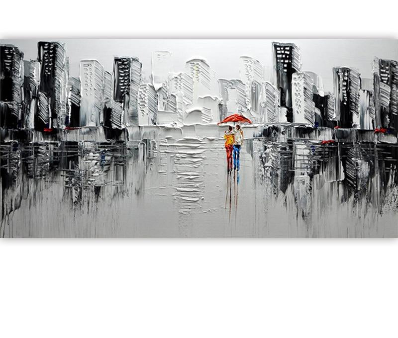 Urban Wall Art - Paint By Numbers Kit