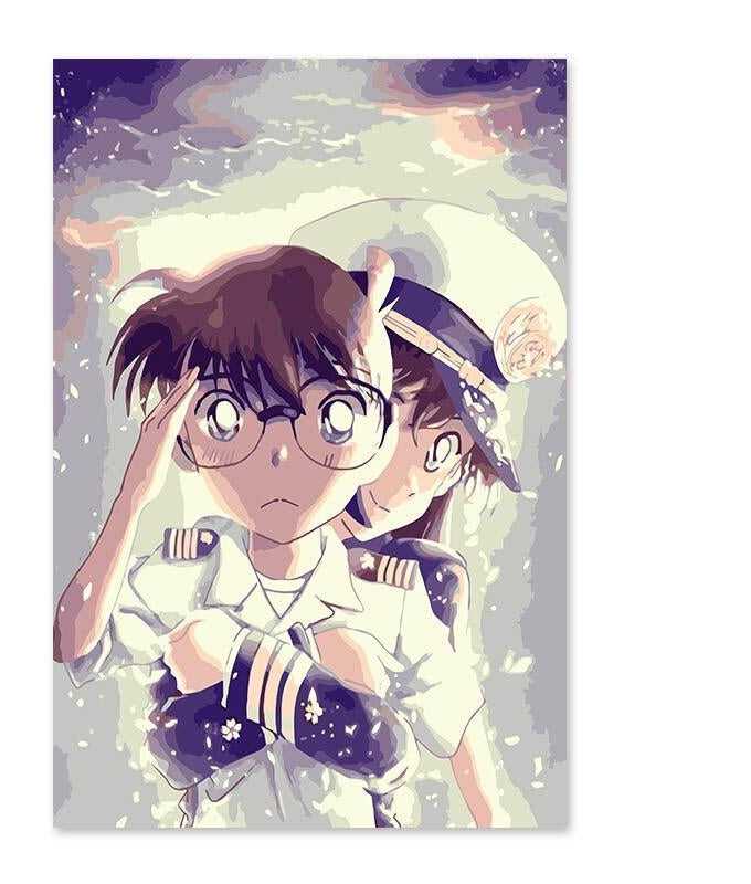 Detective Conan - Paint by Numbers Kits