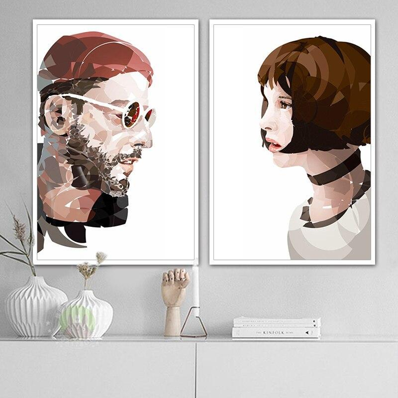 Leon The Professional - Paint By Numbers Kit