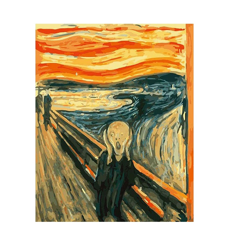 Van Gogh Scream