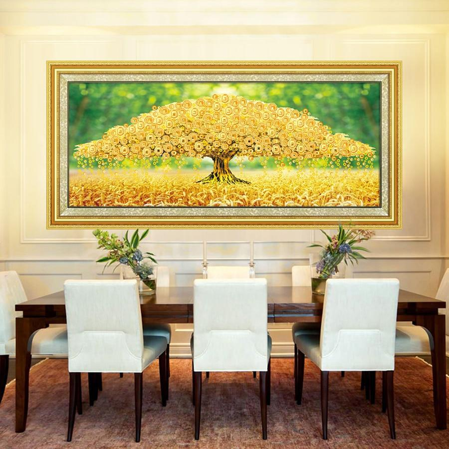 Special Shaped Tree - 5d Diamond Painting Kit