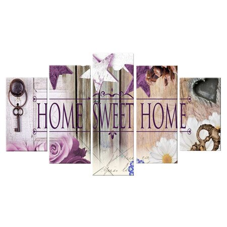 Home Living Room Art - 5d Diamond Painting Kit