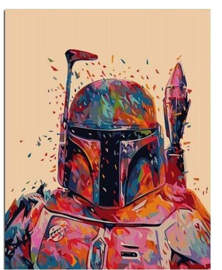 Color Trooper - Paint by Numbers