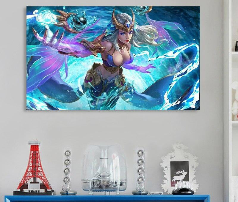 League of Legends - Paint by Numbers Kits
