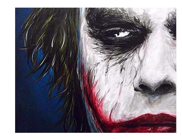 Joker - Paint by Numbers Kits