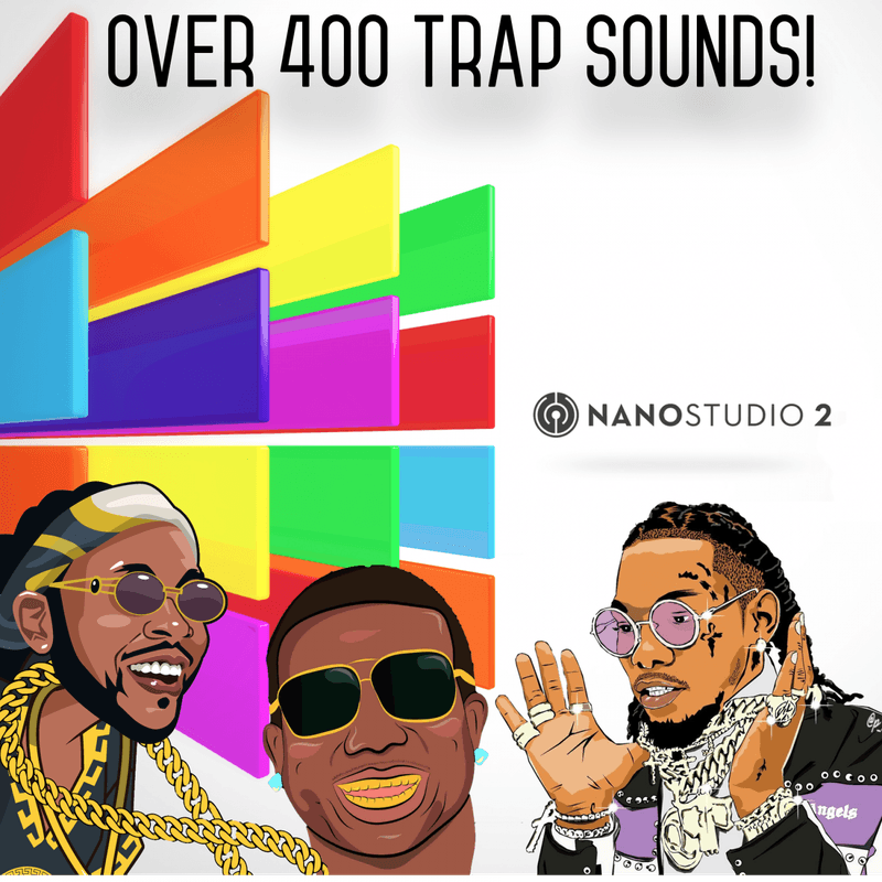 NanoStudio 2: Trap Kit