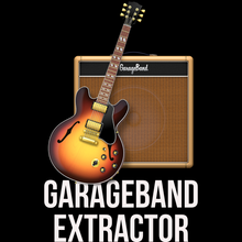 Load image into Gallery viewer, Garageband Midi Extractor
