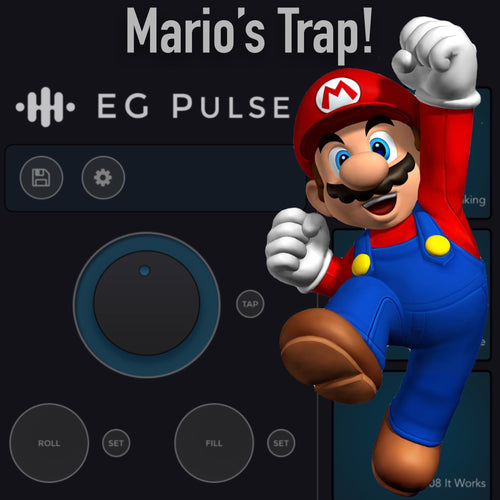 Elliott Garage Pulse: Mario's Trap!