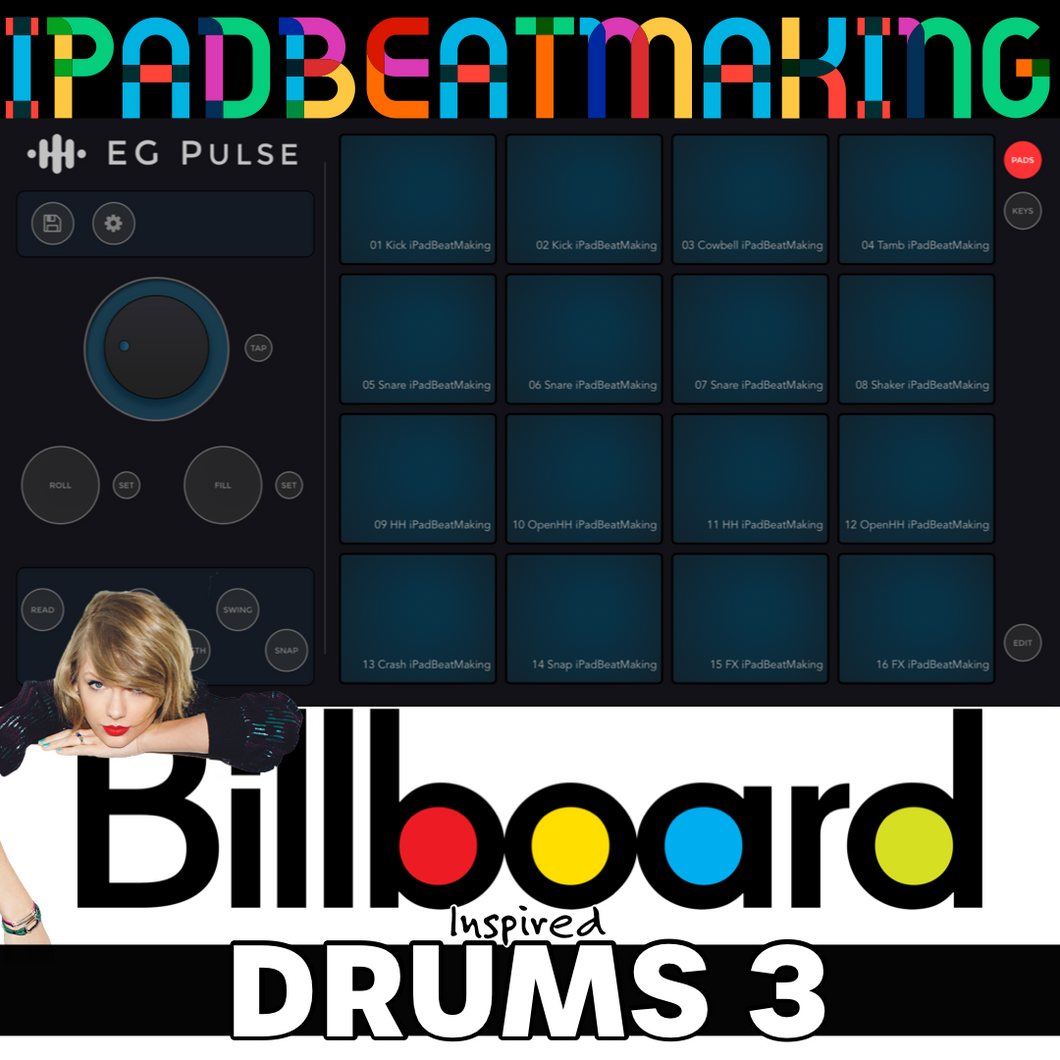 EG Pulse: BillBoard Drums 3