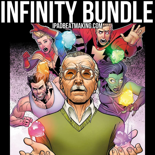 Infinity Bundle: Every Kit & Format, Forever