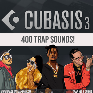 Cubasis 3: Trap Drum Kit 2