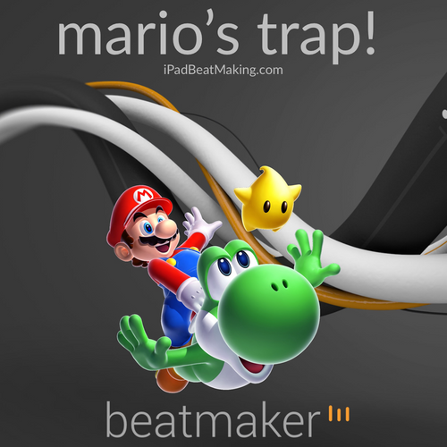 BeatMaker 3: Mario's Trap