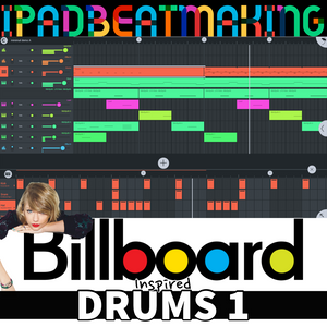 FL Studio Mobile: BillBoard Drums 1