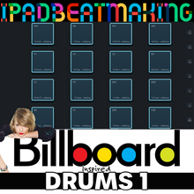 Load image into Gallery viewer, Cubasis 3: BillBoard Drums 1