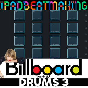 Cubasis 3: BillBoard Drums 3