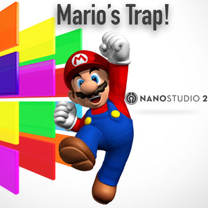 NS2 Slate Kit: Mario's Trap!