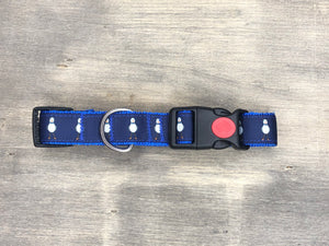 Dapper the Seagull Collar (Navy)